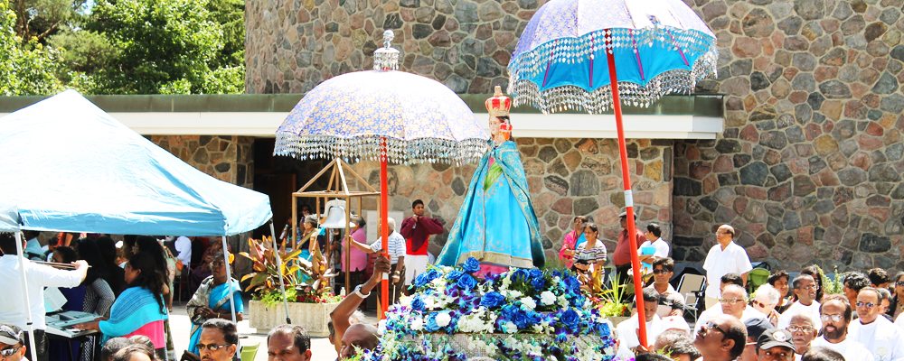 Madhu Festival and the Feast of St. Anne – August